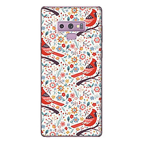 Ốp lưng dành cho Samsung Galaxy Note 9 Mẫu 16