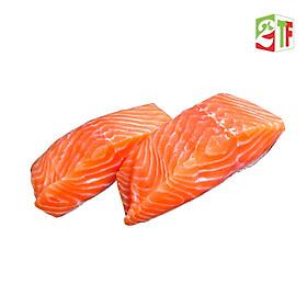 [Chỉ Giao HCM] - Phi Lê Cá Hồi Tươi Nguyên Da NaUy 1kg