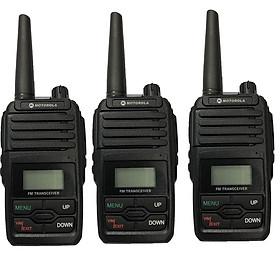 Bộ 3 Bộ đàm Motorola GP6660 - Hàng chính hãng