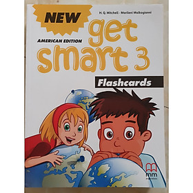 MM Publications: New Get Smart 3 Flashcards