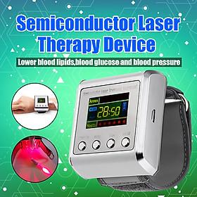 Đồng hồ trị liệu tai biến tiểu đường , máy đo huyết áp