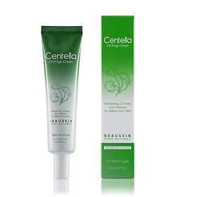 Kem giảm thâm quầng mắt giảm bọng mắt Beauskin Centella Cica Eye Cream Hàn quốc (30ml)