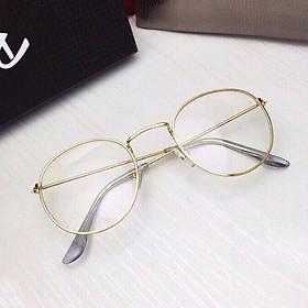 Gọng kính giả cận nam nữ cao cấp Hàn Quốc kiểu dáng Nobita Jun Secrect BDNBT