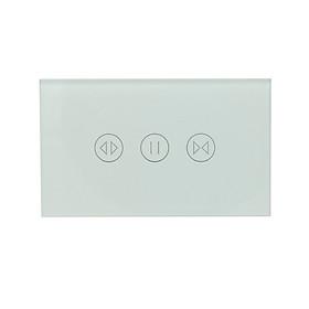 Công Tắc Điều Khiển Rèm Cửa Cửa Cuốn Đảo Chiều Động Cơ Wifi CS1