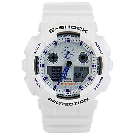 Đồng Hồ G-Shock GA-100A-7ADR