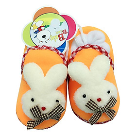 Giày Sơ Sinh Baby Rainbow Bảo Thịnh - Cam (11cm)