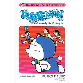 Doraemon - Chú Mèo Máy Đến Từ Tương Lai Tập 25 (Tái Bản 2019)