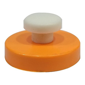 Bộ 5 Nam Châm Chặn Giấy Nhựa (34cm) NCCG-005 - Màu Cam