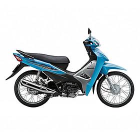 Hình ảnh Xe Máy Honda Wave Alpha 110cc - Xanh