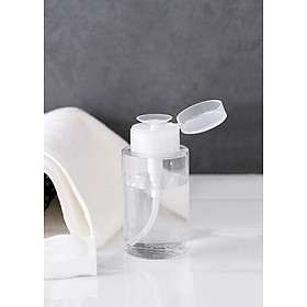 Chai/ lọ chiết mỹ phẩm, sữa rửa mặt, nước tẩy trang rảnh tay phong cách Hàn Quốc TNTT2005