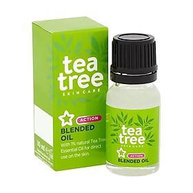 Tinh dầu tràm trà Superdrug Tea Tree Blended Oil 10ml / Essential Oil 100% 5ml