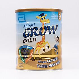 Sữa Bột Abbott Grow School G-Power Vanilla  Dành Cho Trẻ Từ 6 Tuổi Trở Lên (900g)