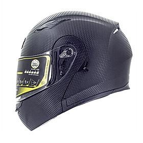 Mũ Bảo Hiểm Fullface Royal M179 Lật Hàm - Tem Carbon Chính Hãng