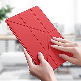 Bao da chống sốc đa năng cho iPad 10.2 inch2019 Hiệu Baseus Jane Y Type trang bị tính năng tắt mở mành hình tự động(thiết kế siêu mềm mịn và thời trang, bảo vệ máy, vật liệu cao cấp) - Hàng nhập khẩu
