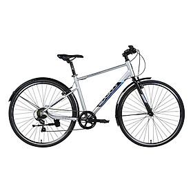 Xe Đạp Jett Cycles Strada Pro 92-015-700-L-SIL-17 (Size L) - Bạc