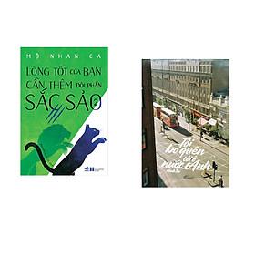 Combo 2 cuốn sách: Lòng tốt của bạn cần thêm đôi phần sắc sảo, tập 2  + Tôi bỏ quên tôi ở nước Anh