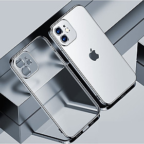 Ốp Lưng Nhám Iphone 12 mini / Iphone 12