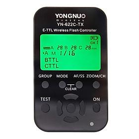 Bộ Kích Đèn Trigger Yongnuo YN622N-TX Dành Cho Nikon ITTL Wireless - Hàng Nhập Khẩu