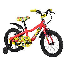 Xe Đạp Trẻ Em Jett Cycles Raider 91-001-16-RED-17 (Đỏ)