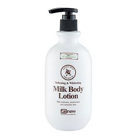 Sữa dưỡng thể trắng da toàn thân Benew Whitening Body Lotion (450ml) - Hàn Quốc Chính Hãng