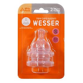 Núm Vú Cổ Rộng Wesser (Size S)