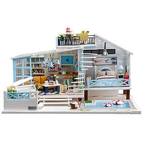 Nhà búp bê Mô hình nhà lắp ghép Create Holiday K-045