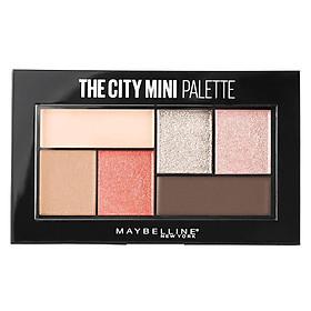Maybelline City Mini Eyeshadow Palette Downtown Sunrise 4g