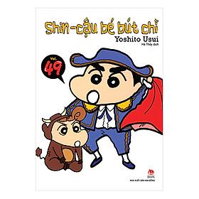 Shin - Cậu Bé Bút Chì - Tập 49 (Tái Bản 2019)