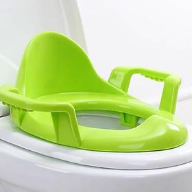 Bô bệt vệ sinh kê bồn cầu cho các bé nhựa cao cấp