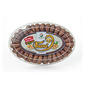 [Hạt Điều Rang Muối A+] Hạt Điều Rang Muối Vỏ Lụa, Hạt Điều Rang Muối A Cồ, Hạt Điều Rang Muối Size A+ 400 Hạt/ 1 Kg - Hộp Elip 300g - Hạt Dinh Dưỡng Cao Cấp Fami Nuts