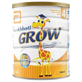 Combo 3 Lon Sữa Bột Abbott Grow 4 (900g)