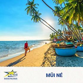 Tour Sài Gòn Đi PHAN THIẾT - MŨI NÉ 3N2Đ - Resort Hồ Bơi - Đồi Cát Trắng - Núi Tà Cú - Tượng Phật Nằm Dài 49m