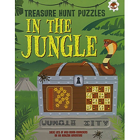 Sách tiếng Anh - Treasure Hunt In The Jungle