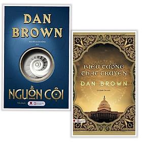 Combo Truyện Hay: Nguồn Cội - Origin + Biểu Tượng Thất Truyền (Bộ 2 cuốn Trinh Thám hấp dẫn/ Tặng kèm Bookmark Happy Life)
