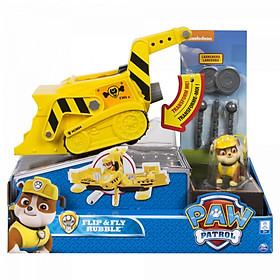 Xe Cứu Hộ Biến Hình 2 Trong 1 Paw Patrol SPIN MASTER (giao hàng ngẫu nhiên) 6037883
