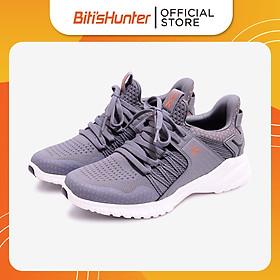 Giày Thể Thao Cao Cấp Nam Biti's Hunter X - Summer 2K19 ADVENTURE COLLECTION - Dusk Grey DSMH01100XAM (Xám)