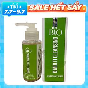 Sữa rửa mặt hữu cơ Geneworld Bio Multi Cleansing 80gr