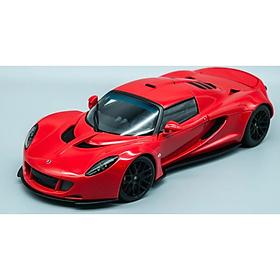 Xe Mô Hình Hennessey Venom Gt Spyder 1:18 Autoart - 75403aa2 (Đỏ)