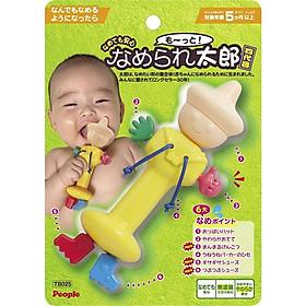 Gặm nướu Nhật Bản chính hãng PEOPLE | Phù hợp cho bé thích Gặm Ti từ 5 tháng tuổi TB025