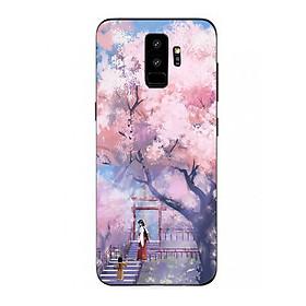 Hình ảnh Ốp điện thoại dành cho máy Samsung Galaxy S9 Plus - 2 mẹ con MS ACIKI004