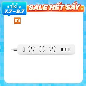 Ổ Cắm Điện Tích Hợp Sạc USB Xiaomi Mi Power Strip - Hàng Chính Hàng