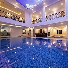 MerPerle Beach Hotel 4* Nha Trang - Gói 3N2Đ Gồm Bữa Sáng, Vé Tắm Bùn Tại Hòn Tằm, Khách Sạn Đối Diện Biển