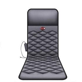 Nệm massage toàn thân hồng ngoại có túi khí dòng cao cấp YJ-306G - Có gối massage đầu