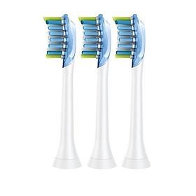 Đầu bàn chải tiêu chuẩn nhỏ gọn của Philips cho bàn chải đánh răng sonic 3 gói HX9013