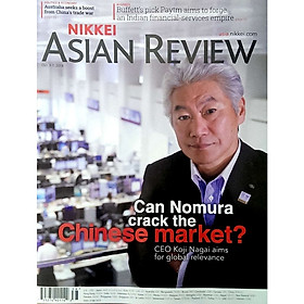 [Download Sách] Nikkei Asian Review: Can Nomura crack the Chinese Market
