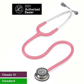 Ống nghe 3M Littmann Classic III, màu hồng ngọc trai, 27 inch, 5633