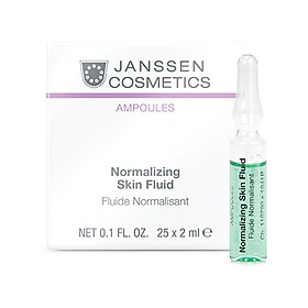 Hộp 25 Ống Tinh Chất Ngăn Ngừa Mụn Normalizing Fluid (2ml / Ống)