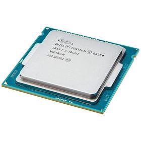Bộ vi xử lý Intel Pentium G3250 Tray - Tương thích Mainboard H8, B85, Socket 1150 - HÀNG NHẬP KHẨU