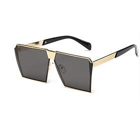 kính râm nam nữ gọng vuông, mắt kính mát thời trang chống uv400 K301 thu_sam_shop