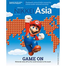 Nikkei Asian Review: Nikkei Asia - GAME ON - 45.20, tạp chí kinh tế nước ngoài, nhập khẩu từ Singapore